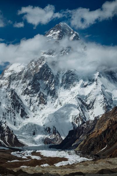 Print art: K2. Karakorum