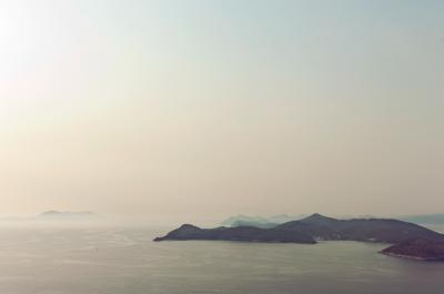 Print art: Dreams of island life in the Adriatic Sea