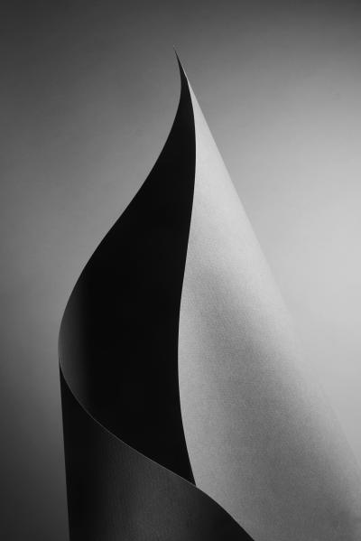 Print art: Intersection ii