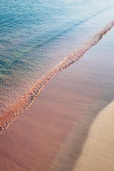 Print art: Elafanosi Beach